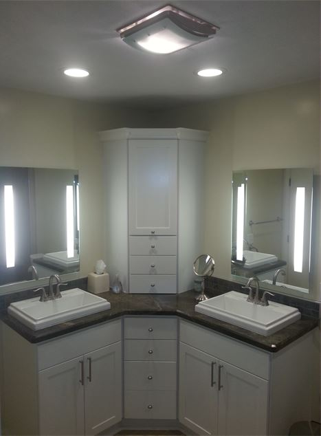 Bathroom remodeling Syracuse NY commercial project