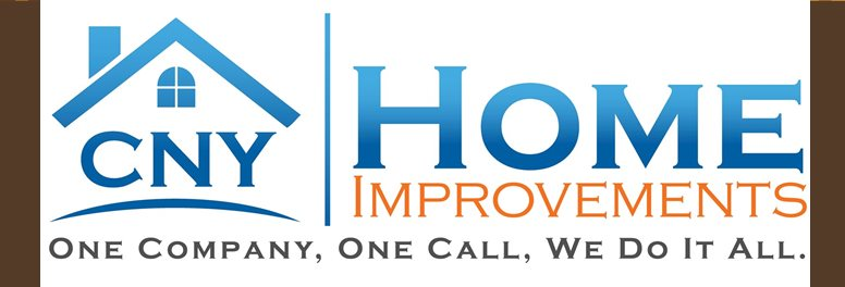 CNY HOME IMPROVEMENTS  - One Company, One Call, We Do It All.